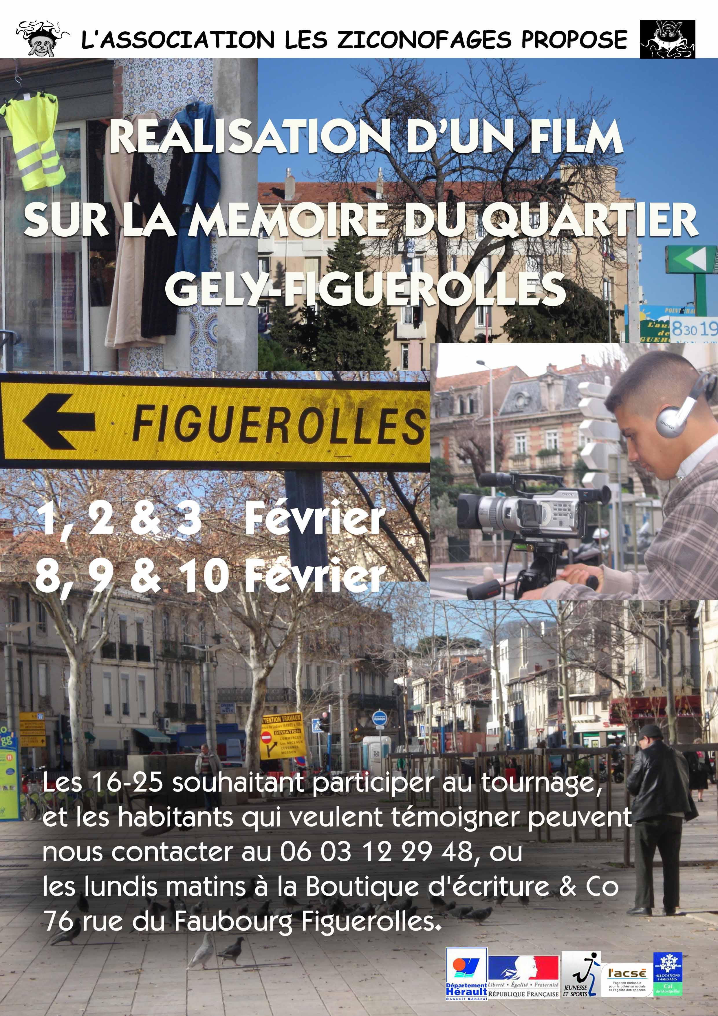 Mémoires Gély Figuerolles